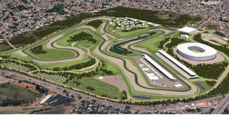 F0 - circuit du Grand Prix du Brésil 2219